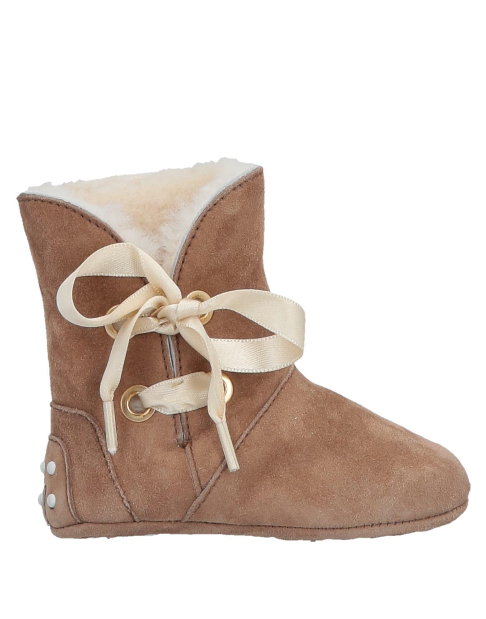 TOD'S Обувь для новорожденных
