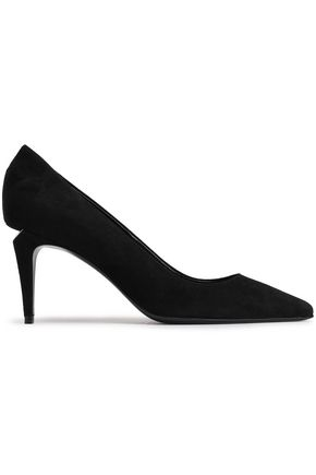 ALEXANDER WANG Suede pumps