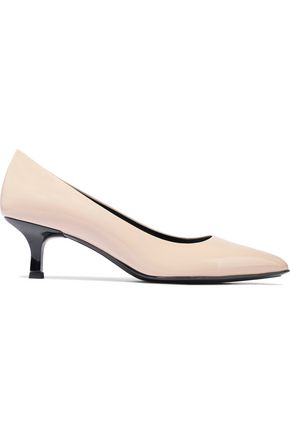 TOD'S Patent-leather pumps