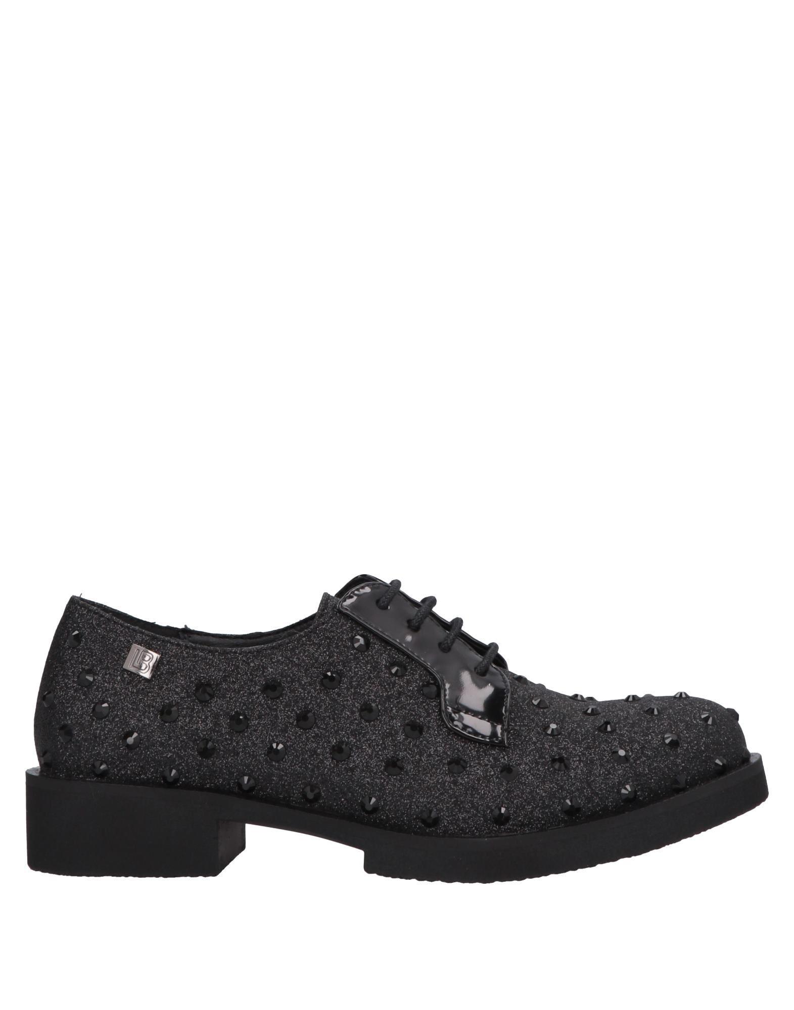 цена LAURA BIAGIOTTI Обувь на шнурках онлайн в 2017 году