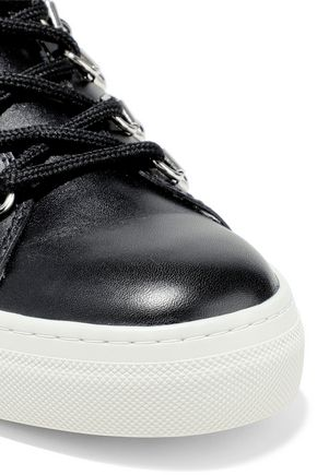 TOD'S Sportivo XK leather high-top sneakers