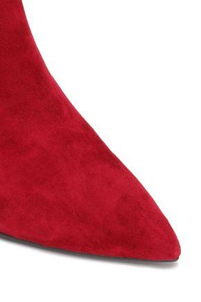 MICHAEL MICHAEL KORS Blaine suede ankle boots