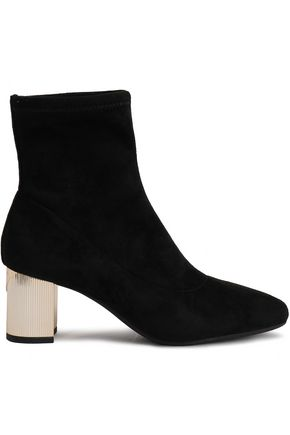 MICHAEL MICHAEL KORS Paloma faux suede ankle boots