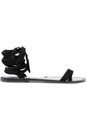 SCHUTZ Tommy suede sandals