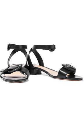 SCHUTZ Mel buckled leather sandals
