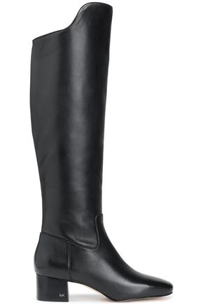 MICHAEL MICHAEL KORS Blaine leather knee boots