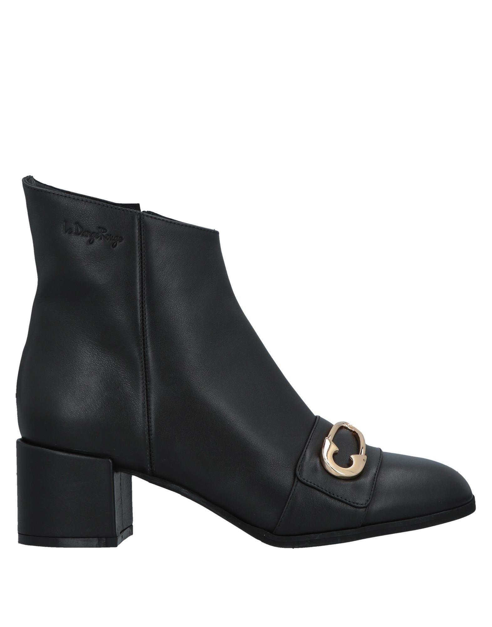 LE DANGEROUGE Полусапоги и высокие ботинки le dangerouge туфли