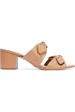 SCHUTZ Pinar knotted leather sandals