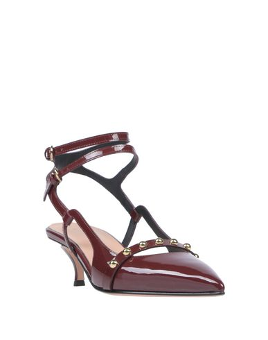 Фото 2 - Женские туфли RED(V) красно-коричневого цвета