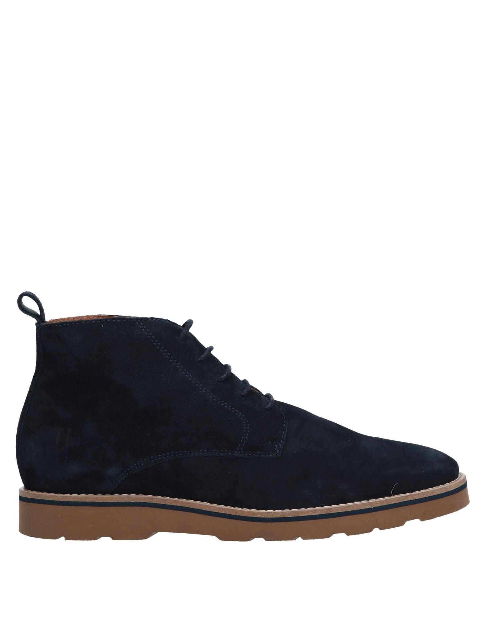 TRUSSARDI JEANS Полусапоги и высокие ботинки