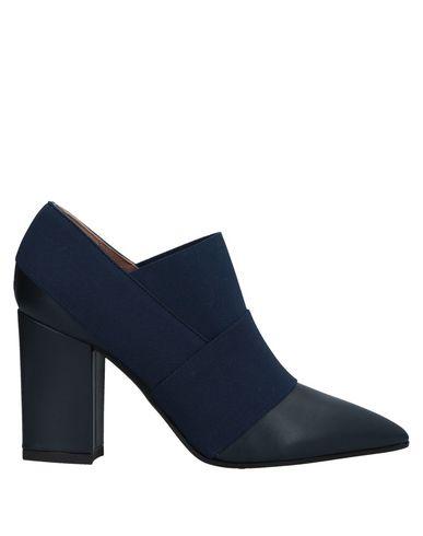 Купить Женские ботинки и полуботинки  темно-синего цвета