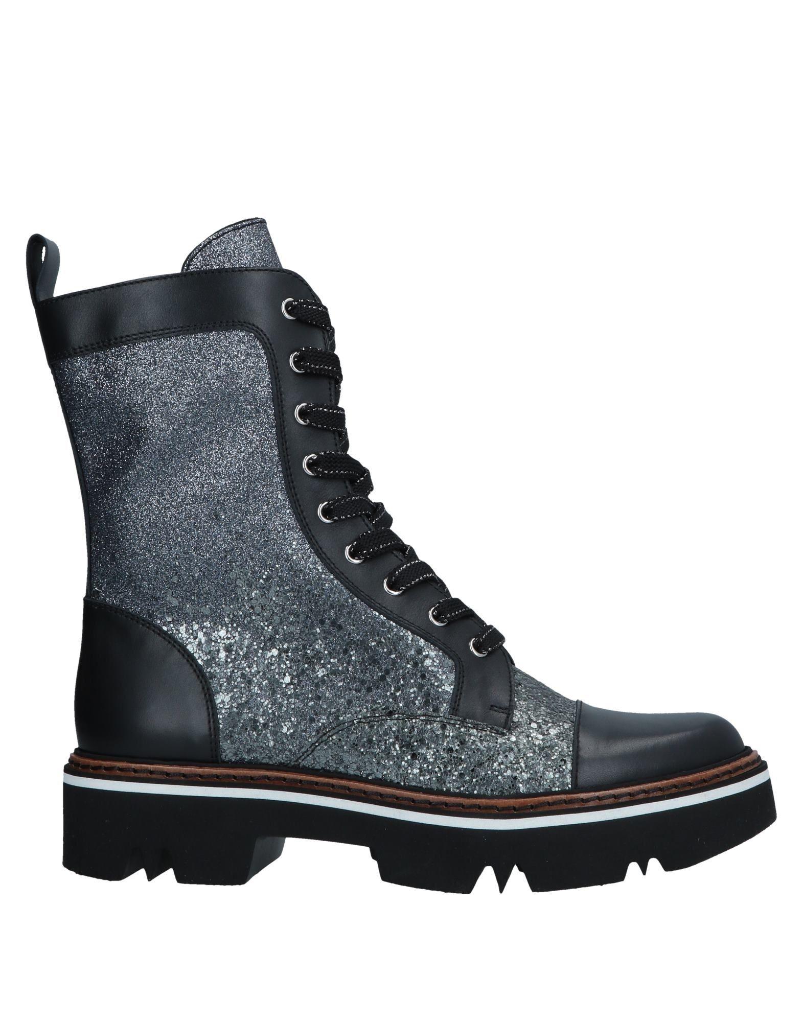 POLLINI Полусапоги и высокие ботинки