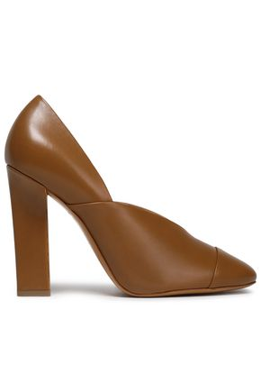 VICTORIA BECKHAM Leather pumps