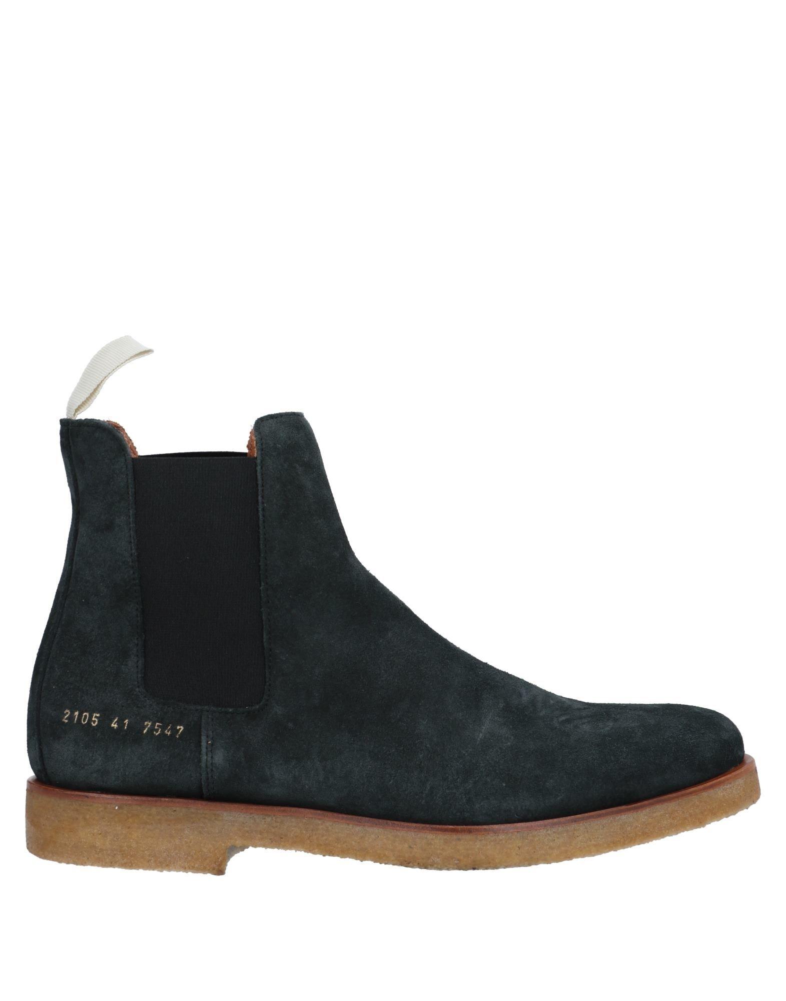 COMMON PROJECTS Полусапоги и высокие ботинки демисезонные ботинки common projects obscure achilles mesh low grey page 2 page 1
