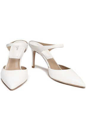 MICHAEL KORS COLLECTION Leather mules