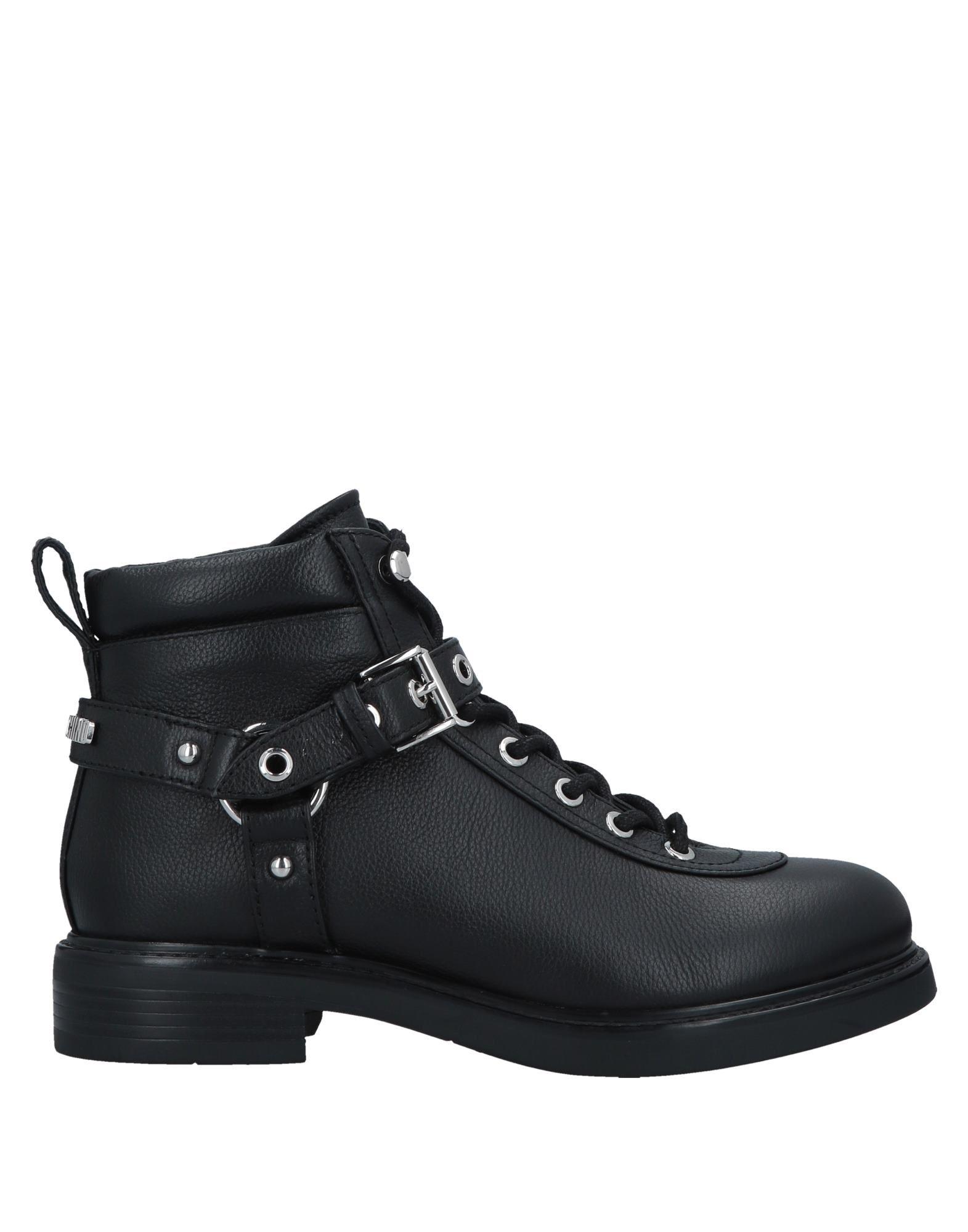 LOVE MOSCHINO Полусапоги и высокие ботинки ботинки love moschino ботинки