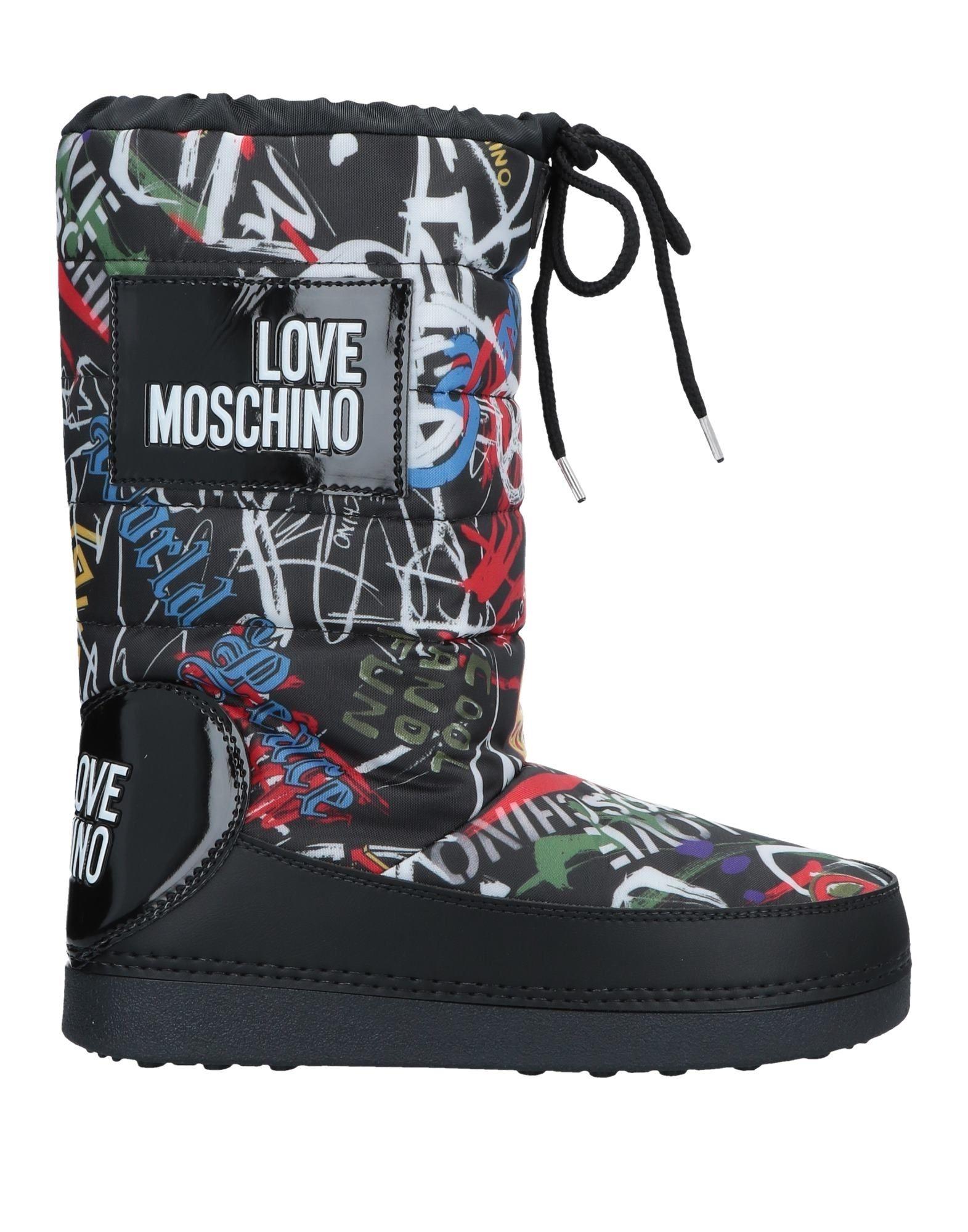 LOVE MOSCHINO Сапоги цены онлайн