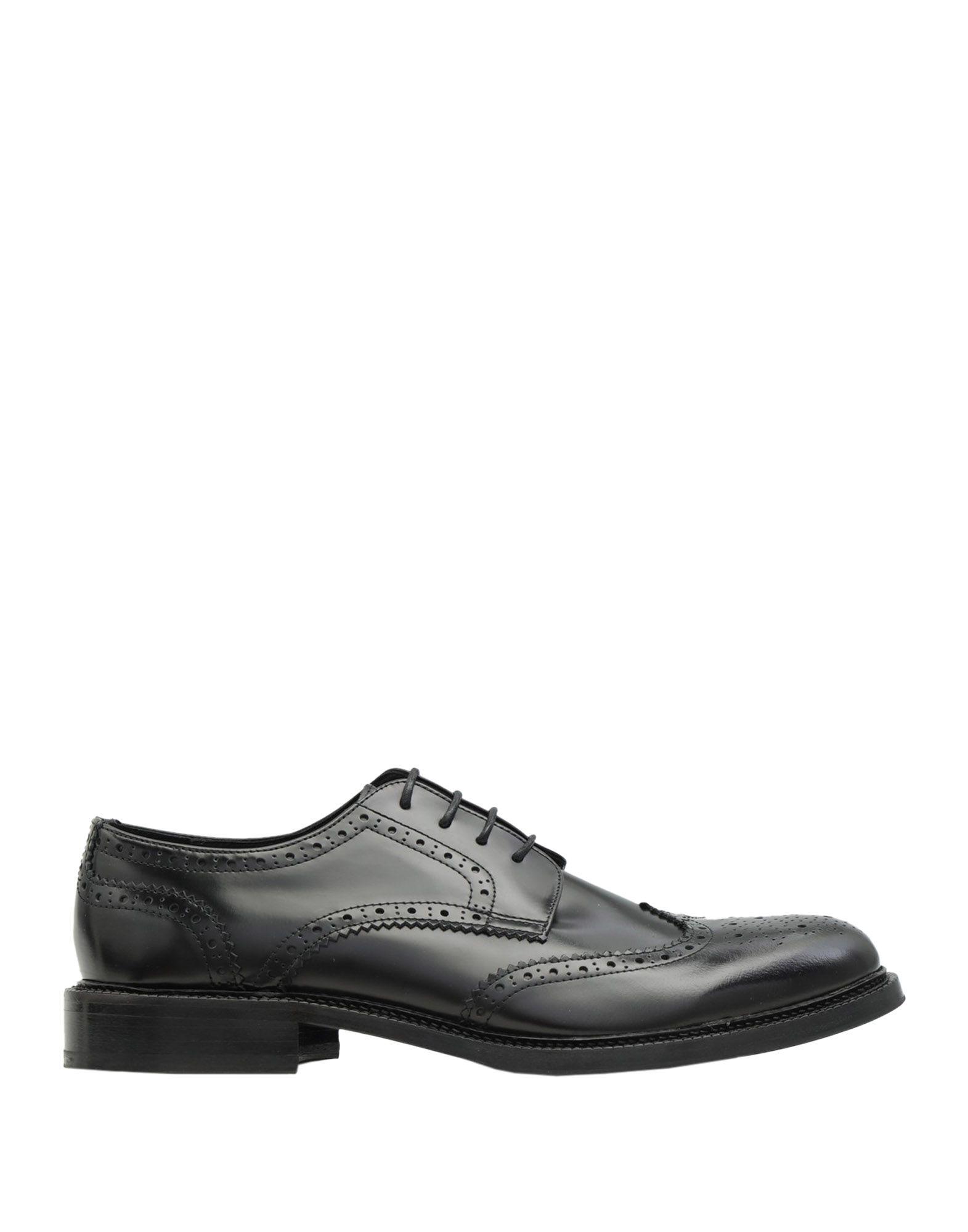 где купить TIGER OF SWEDEN Обувь на шнурках по лучшей цене