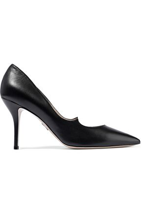 PAUL ANDREW Zenadia leather pumps