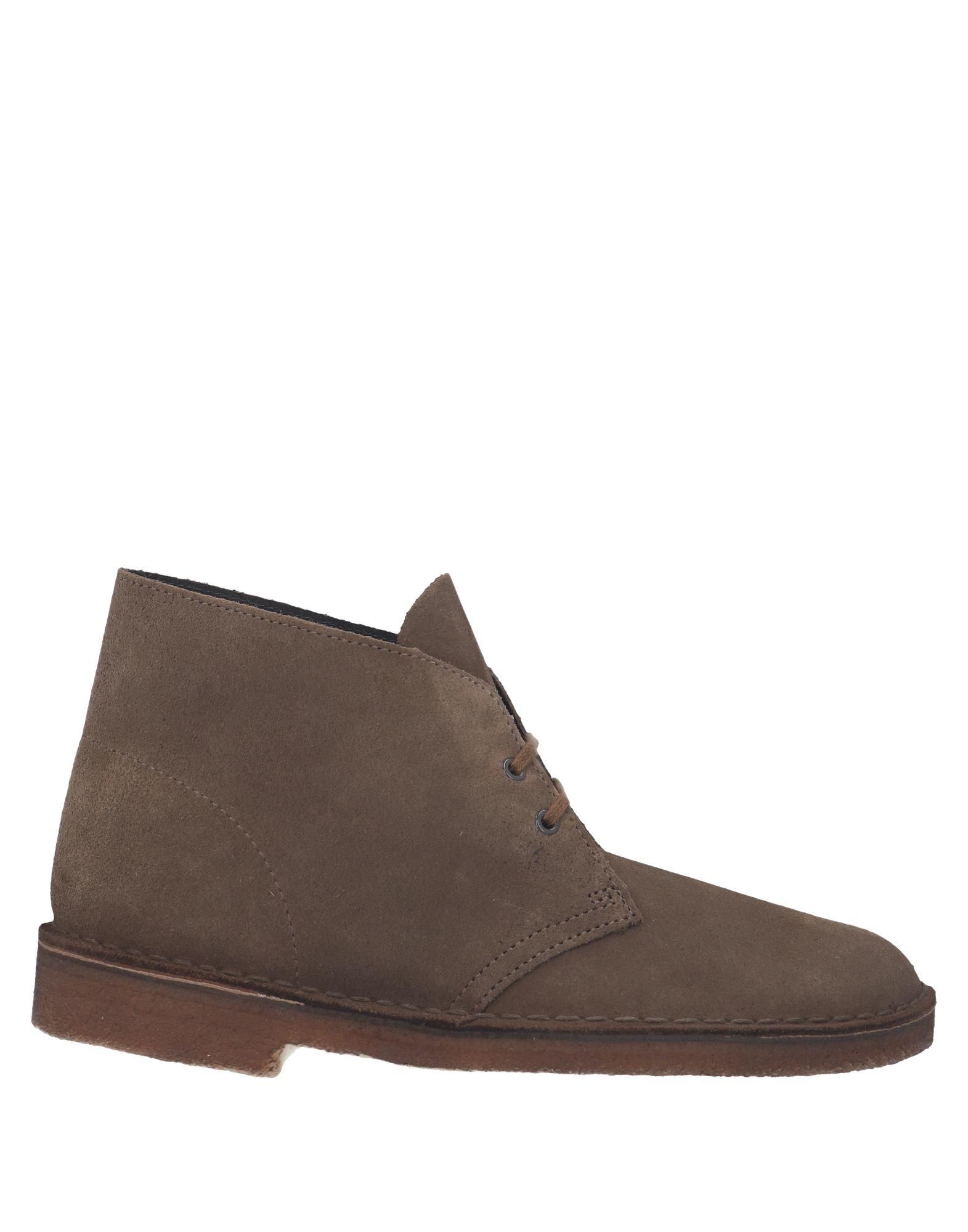 Фото - CLARKS ORIGINALS Полусапоги и высокие ботинки clarks originals desert boot midnight