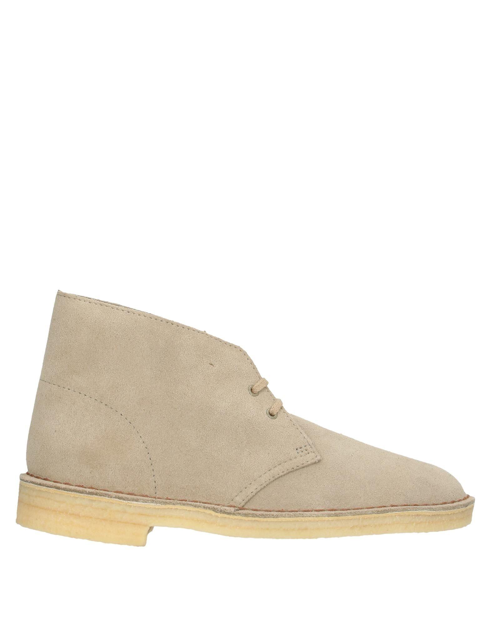 цена на CLARKS ORIGINALS Полусапоги и высокие ботинки