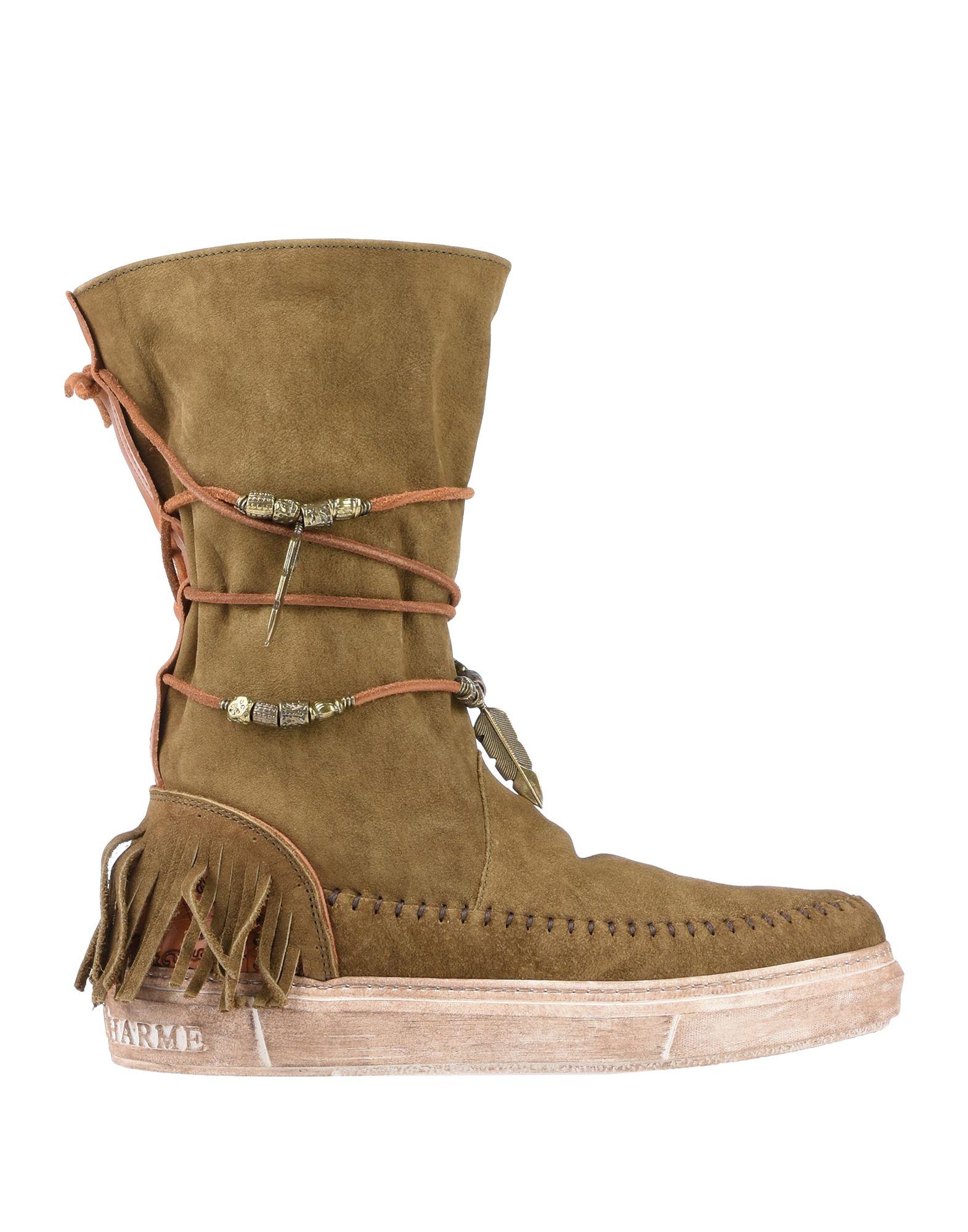 KARMA OF CHARME Полусапоги и высокие ботинки все цены