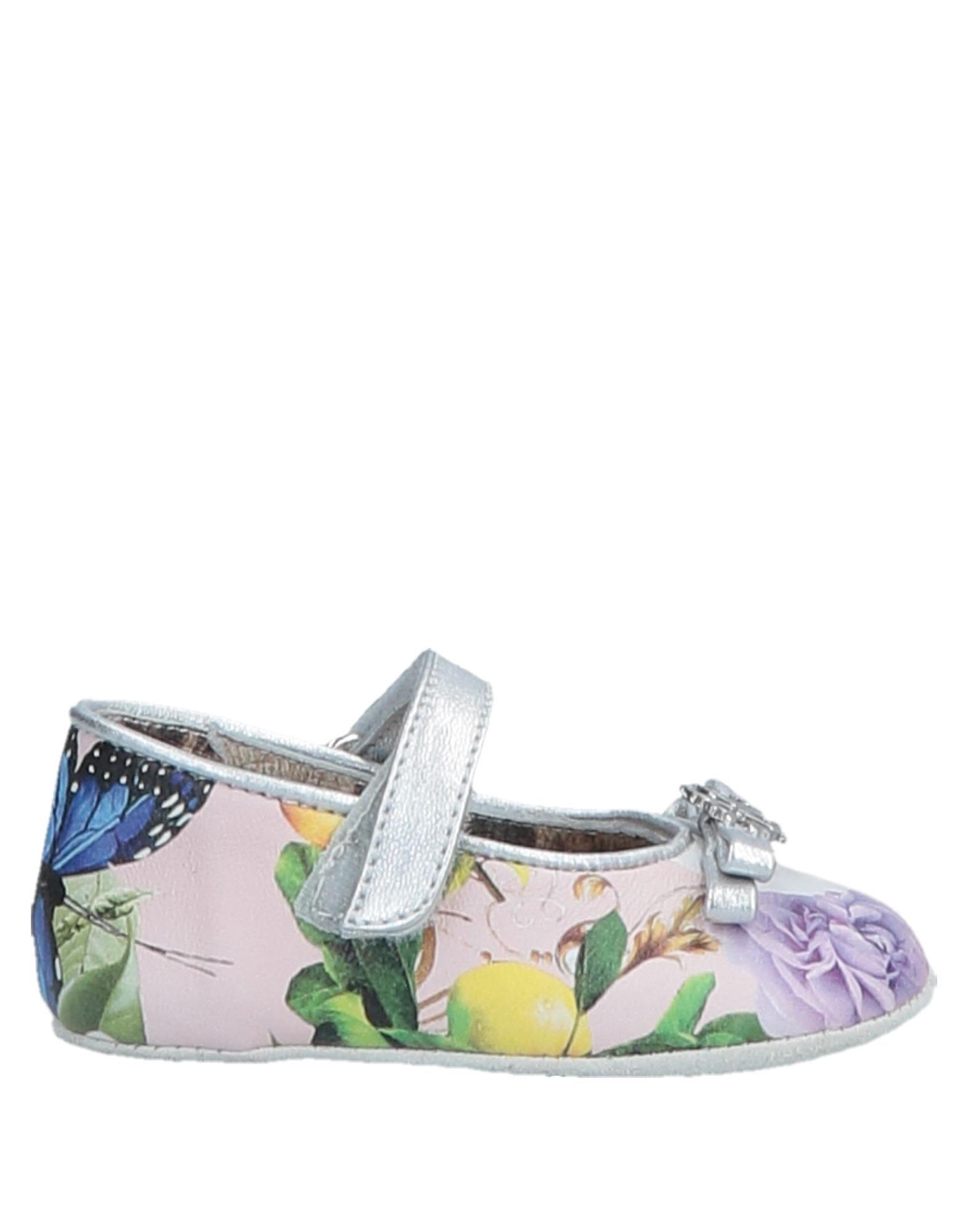 ROBERTO CAVALLI JUNIOR Обувь для новорожденных