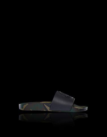 MONCLER BASILE - Sandals - men