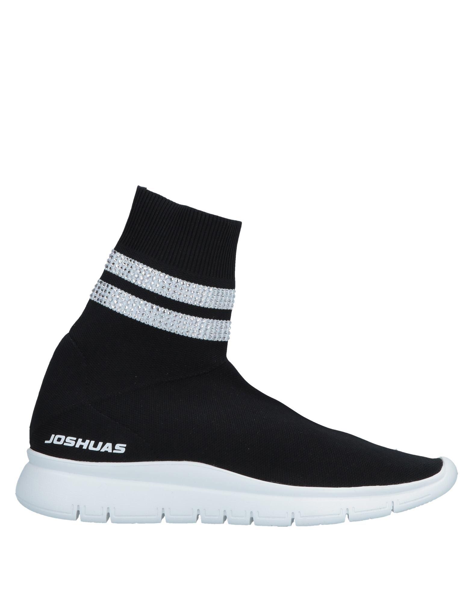 JOSHUA SANDERS Высокие кеды и кроссовки joshua sanders низкие кеды и кроссовки