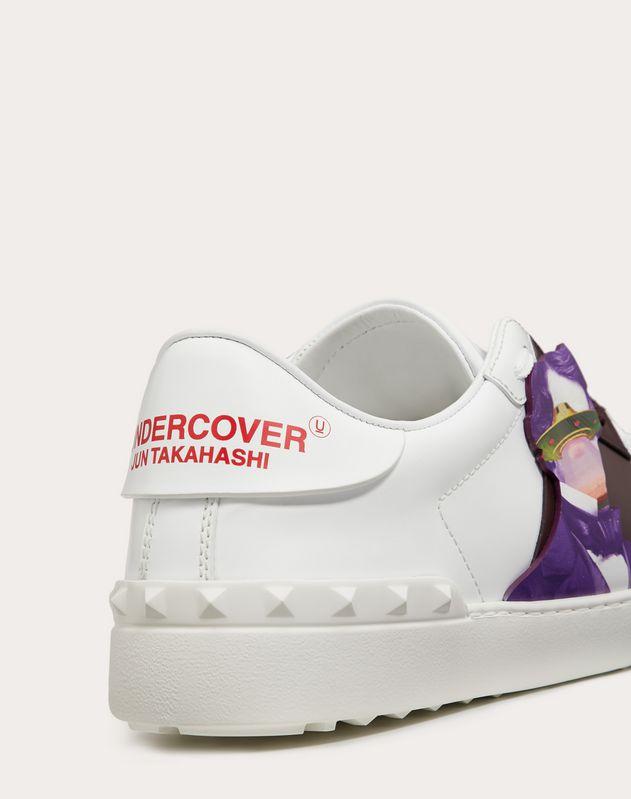 Valentino Garavani Undercover Open Sneaker