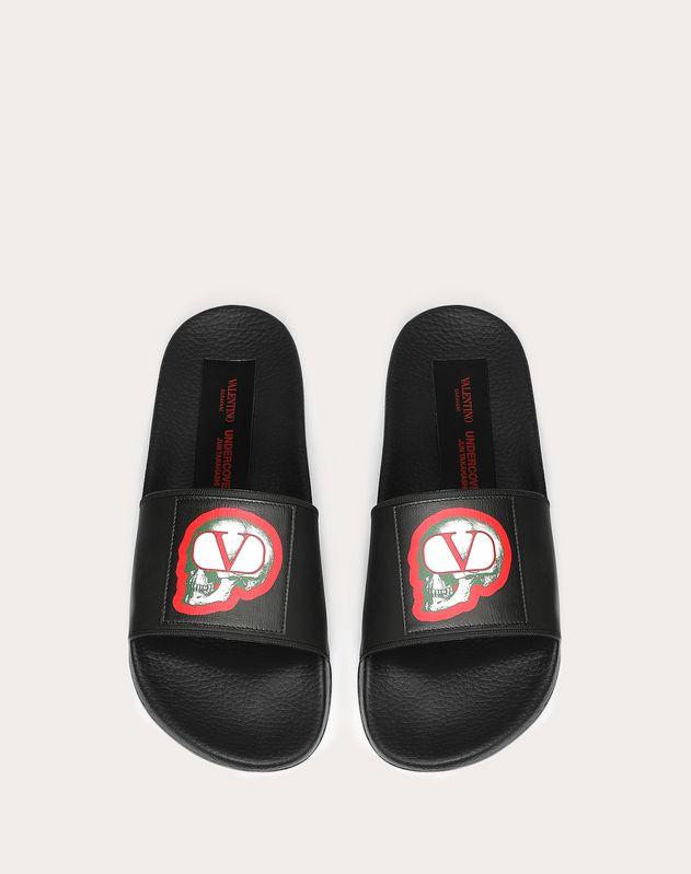 Valentino Garavani Undercover slide sandals