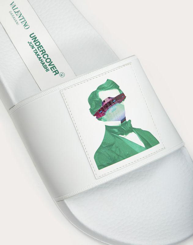 Sandalias de pala Undercover de Valentino Garavani