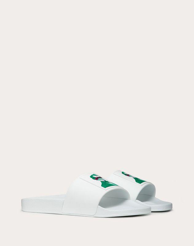 Valentino Garavani Undercover slide sandal