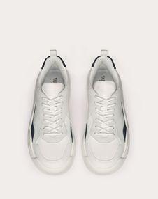 Leather Gumboy Sneaker