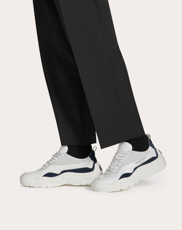 Кожаные кроссовки GUMBOY