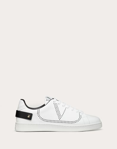 Sneakers Backnet en cuir