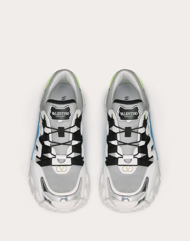 Mirror-effect Climbers Sneaker