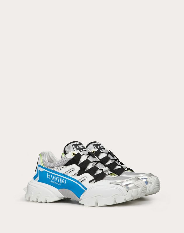 Sneakers Climbers effet miroir