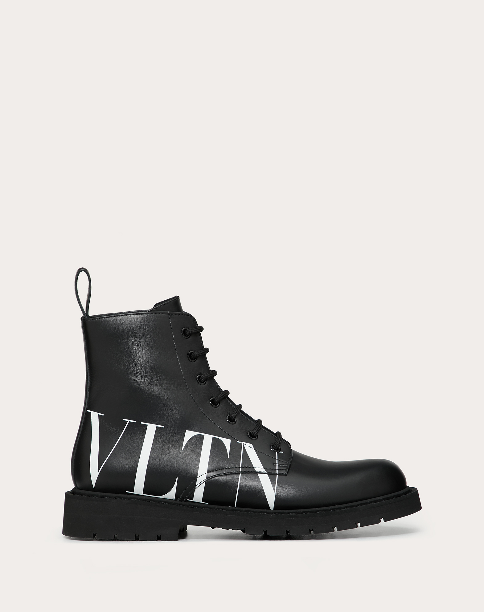 Ботинки VLTN из телячьей кожи