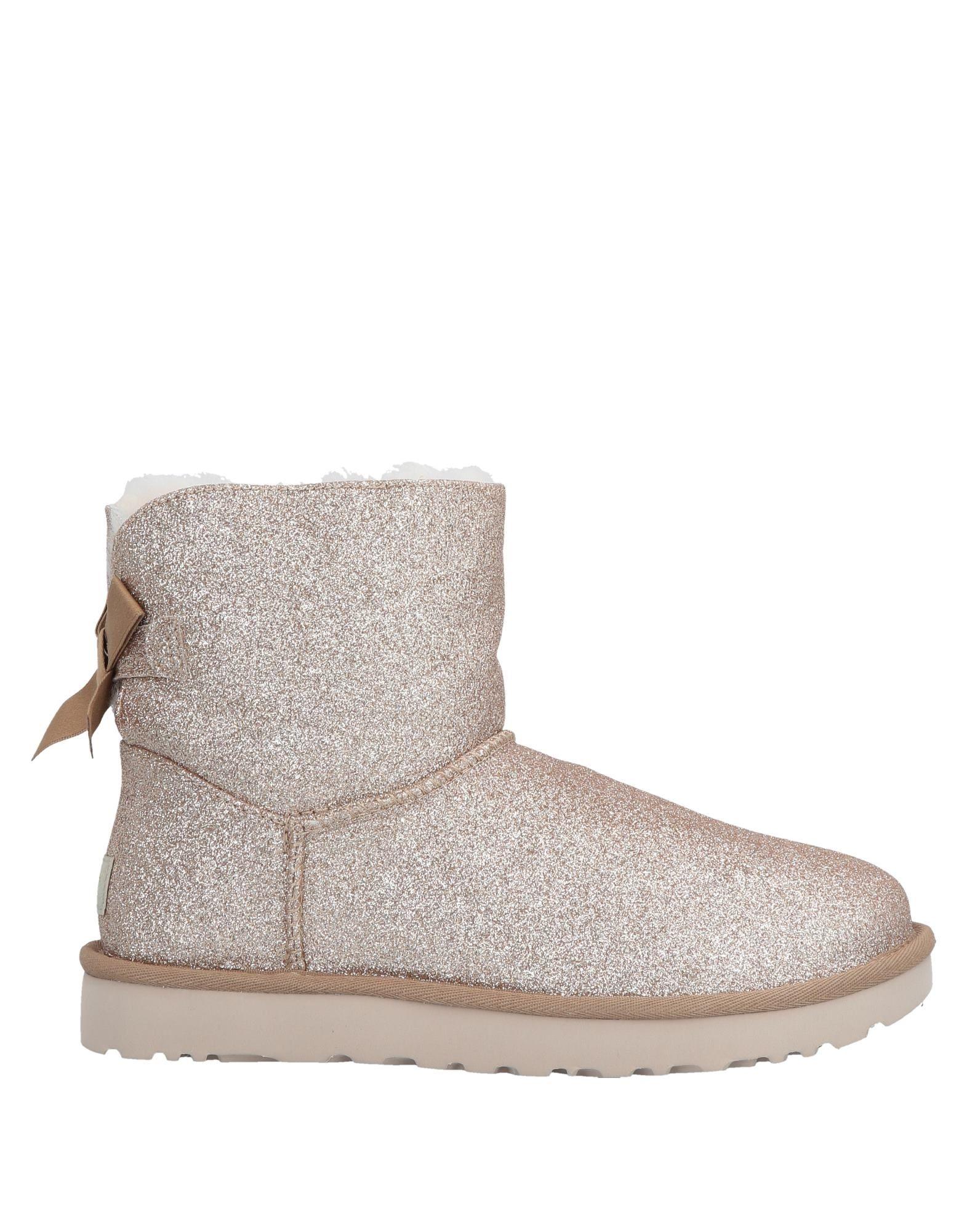 UGG AUSTRALIA Полусапоги и высокие ботинки ugg australia 5803 grey
