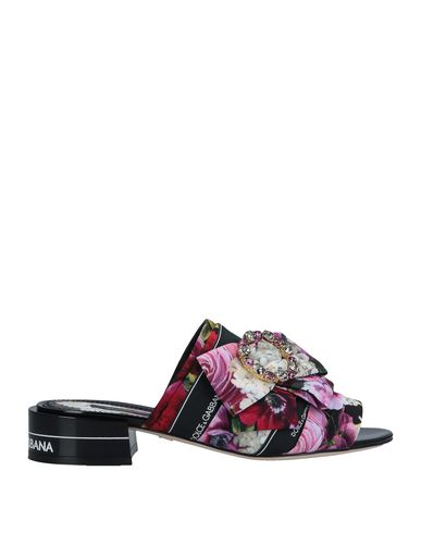 Купить Женские сандали  сиреневого цвета