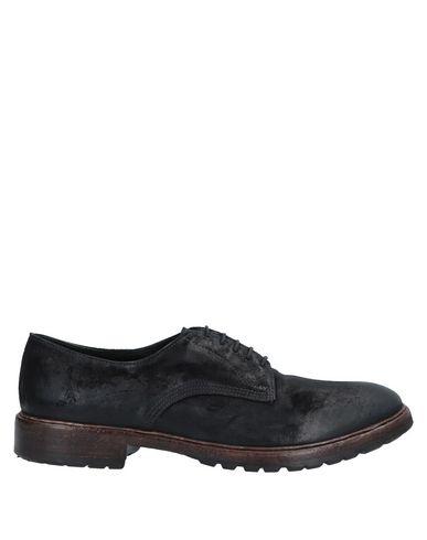 Фото - Обувь на шнурках от PREVENTI черного цвета