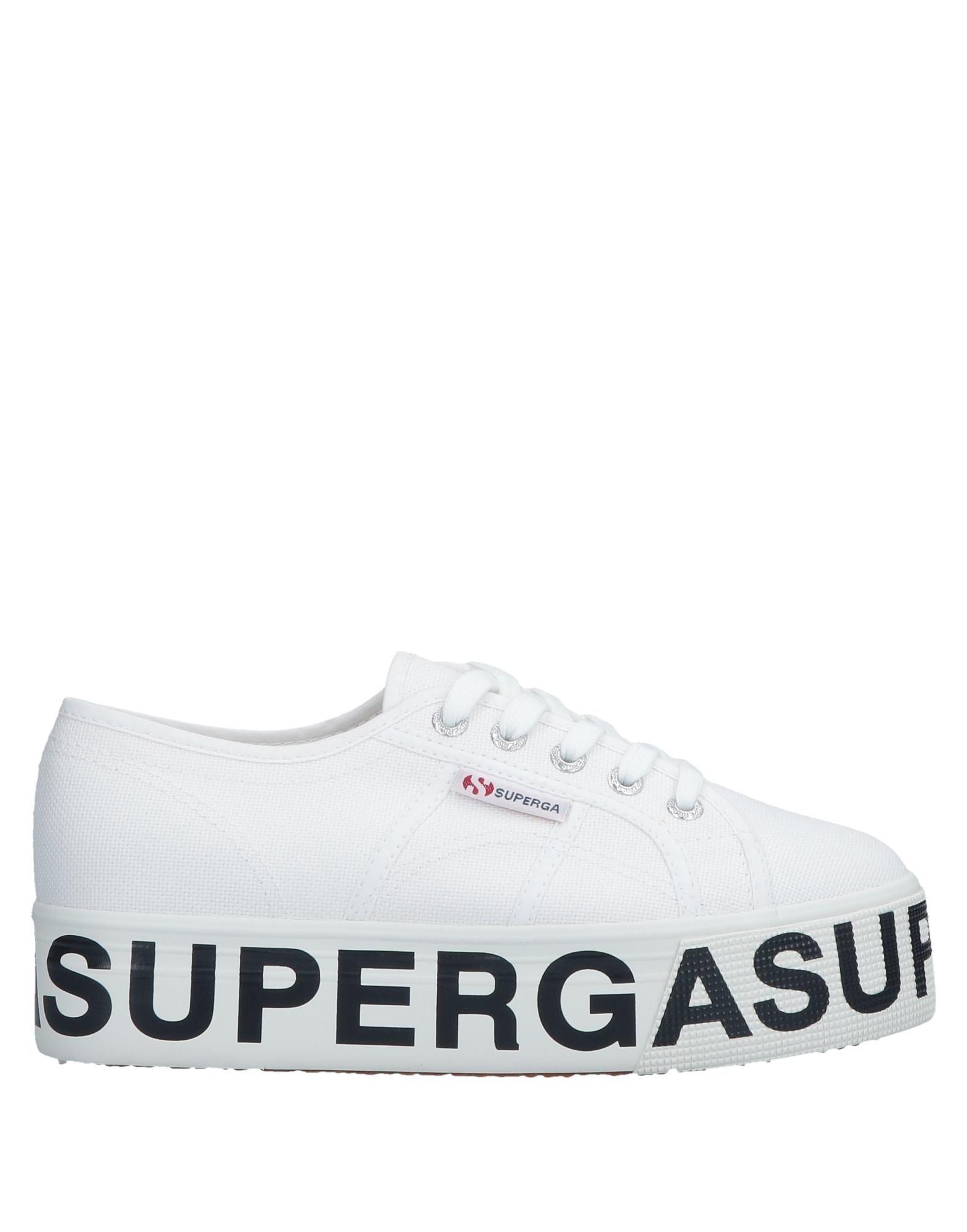 SUPERGA Низкие кеды и кроссовки superga® туфли