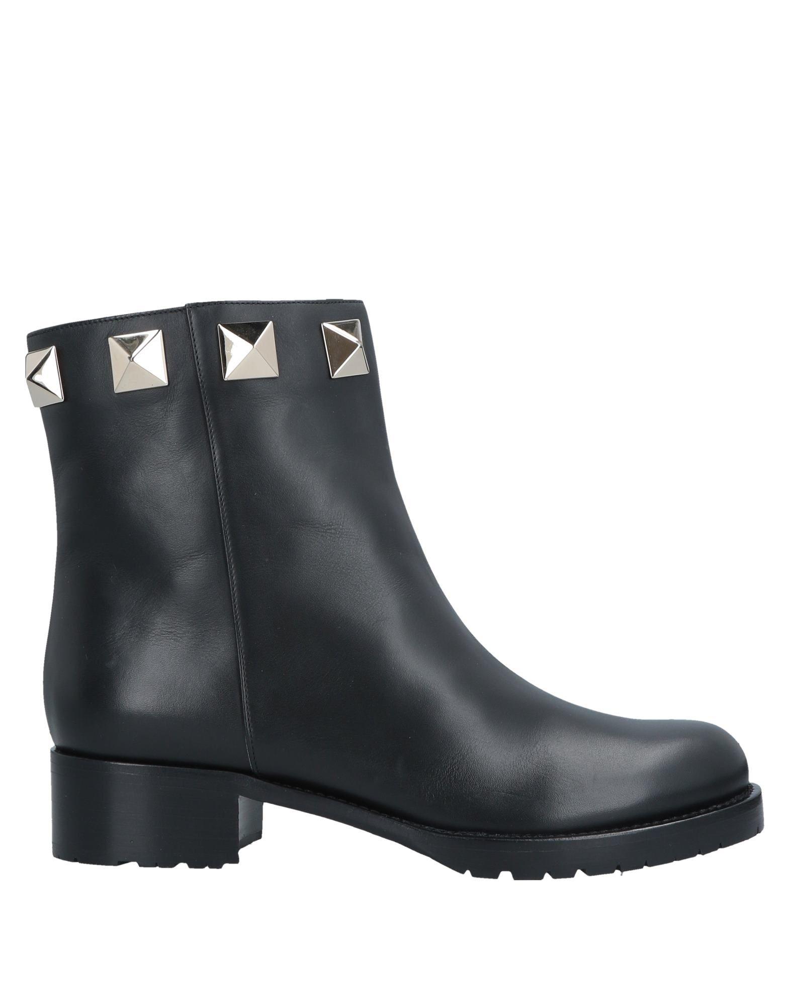 цена на VALENTINO GARAVANI Полусапоги и высокие ботинки