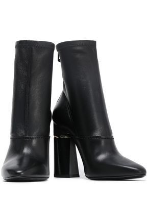 3.1 PHILLIP LIM Kyoto stretch-leather ankle boots