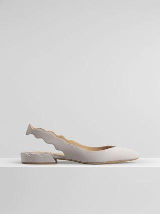 Laurena flat slingback