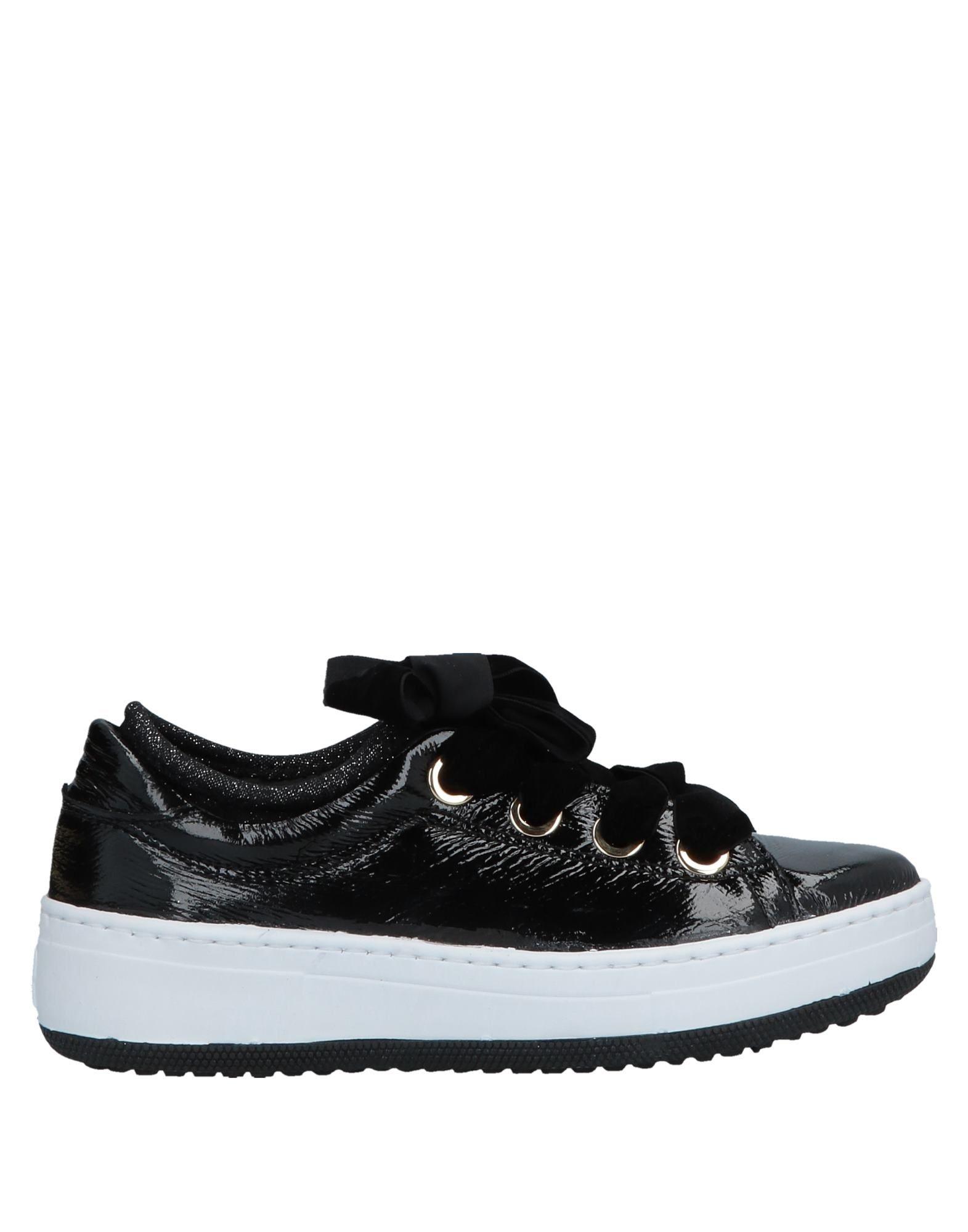 《セール開催中》DOR レディース スニーカー&テニスシューズ(ローカット) ブラック 36 紡績繊維