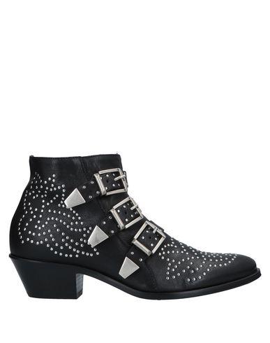 Фото - Полусапоги и высокие ботинки от LEMARÉ черного цвета