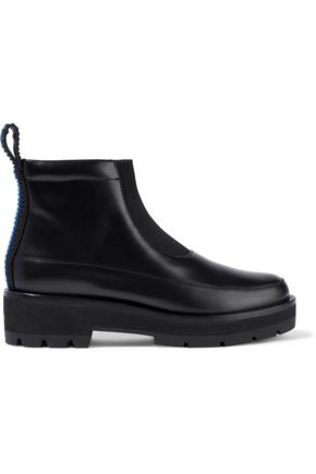 3.1 PHILLIP LIM Avril leather ankle boots