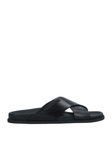 Купить Мужские сандали  черного цвета